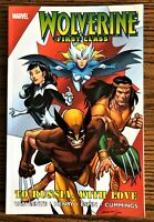 MARVEL WOLVERINE FIRST CLASS VOL. 02 TO RUSSIA WITH LOVE TPB NEAR MINT