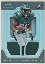 WENDELL SMALLWOOD ROOKIE DUAL MATERIALS JERSEY #/88 2016 INFINITY