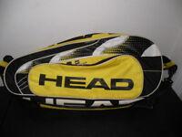 HEAD Travel MULTI RACQUET BAG w/ Climate Control Tennis (CCT) Pockets mp3