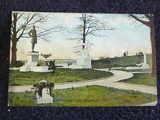 1909 The Jefferson Davis' Grave in Richmond, VA Virginia PC