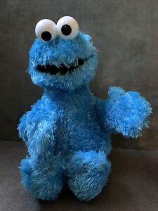 "COOKIE MONSTER Plush 2002 Gund Sesame StreetStuffed Animal Toy 12"""