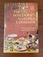 1969 Waldorf-Astoria Cookbook Park Avenue, New York, NY  (Hardcover) VG Cond