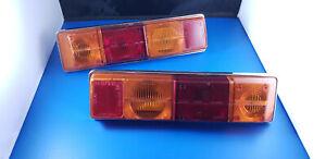 Paire de feux arrière LUCAS L868 d'origine TRIUMPH DOLOMITE SPRINT
