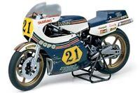 Tamiya 1/12 motorcycle series No.9 Suzuki RGB500 team Galena plastic model 14009