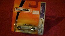 Matchbox (UK Card) - 2007 - #1 Bentley Continental GT - Silver