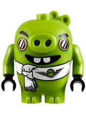LEGO® Angry Birds Minifig Green Pilot Pig Minifigure From Set 75822