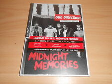 cd + livret collector ONE DIRECTION the ultimate edition  - sous blister