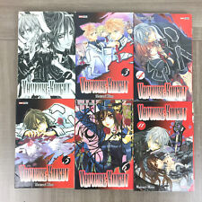 Vampire Knight Lot Manga Tomes 1 3 4 5 6 11 (mangas)