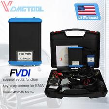 From US FVDI 2018V ABRITES Scanner Key Programmer Of VVDI2 Cars Diagnostic Tool