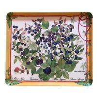 Atelier Michele Trumel Italian Botanical Berries Melamine Tray