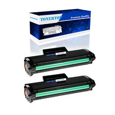 2 Pack MLT-D104S D104S Toner Cartridge Fits For Samsung ML-1865W ML-1666 Printer