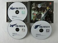 Final Fantasy 7 VII PS1 Square Sony Playstation From Japan