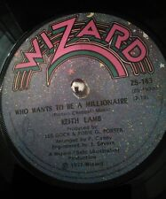 """Keith Lamb – Who Wants To Be A Millionaire 1977 Australian 7"""" Vinyl Single Ex"""