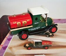 """""""MATCHBOX"""" YESTERYEAR Y-3 FORD MODEL T """"BP TANKER"""" NO SHADOW EFFECT ISSUE 4 MINT"""
