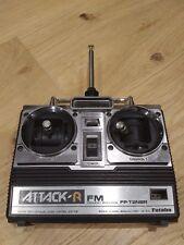 FUTABA ATTACK-R FP-T2NBR 35mhz FM RADIO RC R/C Transmitter Controller Tx