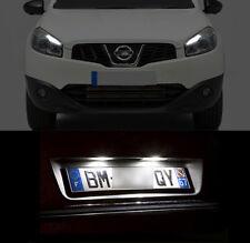 2 ampoules à LED smd  BLANC veilleuses / feux de position pour Nissan Qashqai