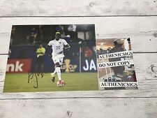 Gyasi Zardes Signed Team Usa U.S.A 8x10 Photo Autographed Proof a