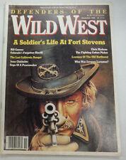 Wild West Magazine Bill Cozen & Jesse Chisholm November 1986 071615R2