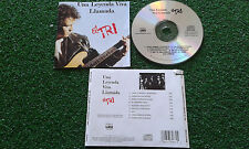 Latin Blues Rock EL TRI **Una leyenda llmada** RARE 1990 USA CD CHARLY GARCIA