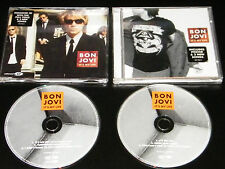 BON JOVI It's My Life UK 7-track enhanced 2-CD single set 2000