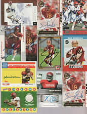 IOWA STATE CYCLONES Football Lot YOU PICK FOUR Autograph or Jersey Cards AUTO