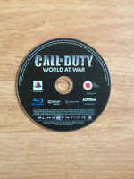 Call of Duty: World at War for PS3 *Disc Only*