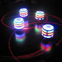 LED Music Light Colorful Gyro Spinner Laser Kids Party Magic Top New