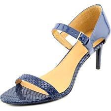 Stiletto Patent Leather Animal Print Heels for Women