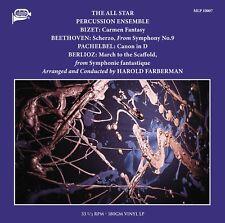 Harold Farberman The All Star Percussion Ensemble LP Vinyl