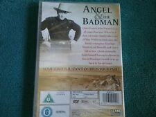 Angel And The Badman (DVD, 2008) john wayne new freepost