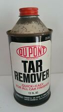 DuPont Can Tar Remover For All Car Finishes Vintage 1950s 60s