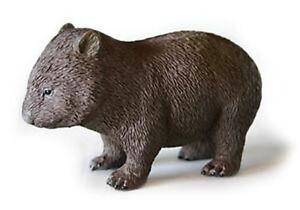 NEW Science Nature Australian Wombat - Toy Model