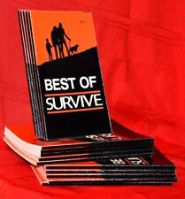 NOS BEST OF SURVIVE FROM THE SURVIVE MAGAZINE DEALER PRICES