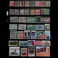 CANADA (25)    Small Fine Used Collection    F089