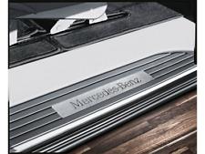 orig Mercedes  Einstiegsleisten Zier Plakette Einstieg leisten Viano Vito W639