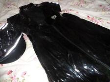 WOMANS ANN SUMMERS RARE PVC AMERICAN COP/POLICE FANCY DRESS SIZE 8