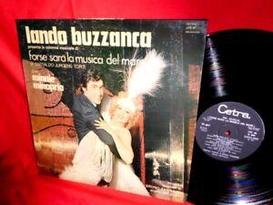 ZAMBRINI Forse sarà la musica del mare OST LP 1974 ITALY MINT- Loredana Bertè