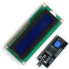 Ecran LCD BLEU afficheur module 1602 16x02 I2C HD44780