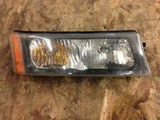 2004 chevy silverado parking light / marker light ( passenger)  2003-2006