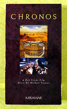Chronos: A Visual and Musical Journey Through Time  VHS Movie ~ Ron Fricke Video
