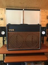 Vox AC30 1964 classic beautiful amp with vibrato pedal. recently serviced