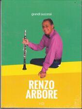 3 CD Audio Box Set RENZO ARBORE - IL MEGLIO - I GRANDI SUCCESSI - THE BEST nuovo
