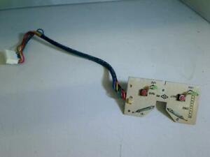 Wasserdampf Regler Dampfprint Board Switcht LED Impressa S95 Typ 641 B1 -5