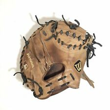"Wilson A2000 Series Catchers Mitt 32.5"" Pro-Toe A2403 Pro Stock RHT"