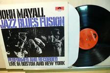 John Mayall: Jazz Blues Fusion (strongVG+ Polydor PD-5027 LP) Live