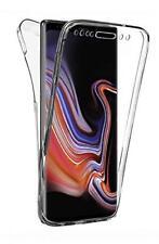 Pour Samsung Galaxy Note 9 Coque Gel avant + Arrière 360 Protection INTEGRAL
