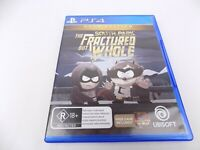 Mint Disc Playstation 4 Ps4 South Park The Fractured but Whole Gold Edition