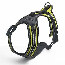 Rabitgoo Sports Dog Front Range Harness No Pull Easy Walk Vest w/Handle -Small
