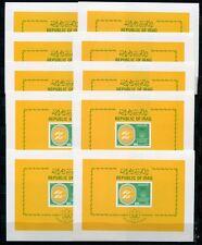 IRAK IRAQ 1976 Olympiade Montreal Olympics Block 27  x10 KW € 80 **