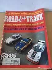 Road & Track 1977 January VW Scirocco F1 Dasher Turbo Porsches Iroc IV